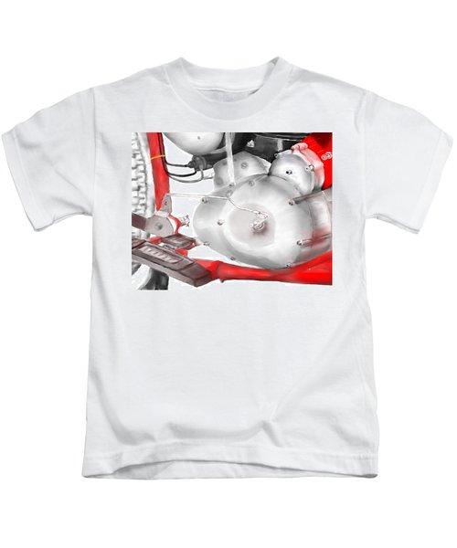 Engine Detail Kids T-Shirt