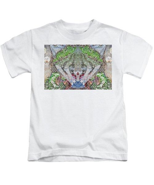 Epic Falls Png Kids T-Shirt