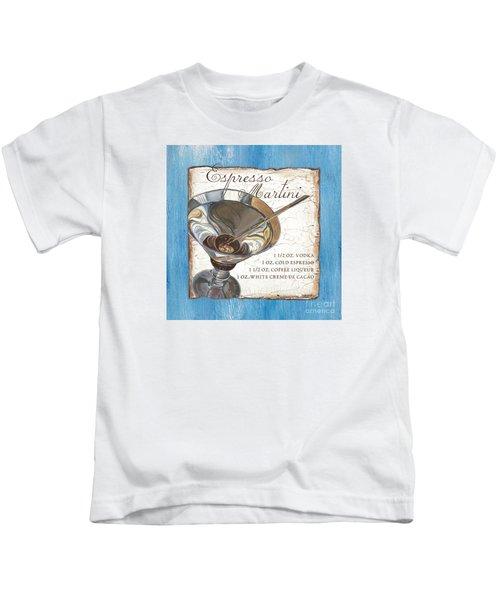 Espresso Martini Kids T-Shirt