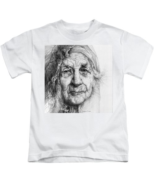 Eve. Series Forefathers Kids T-Shirt