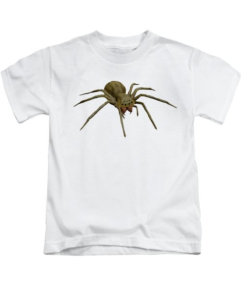 Evil Spider Kids T-Shirt