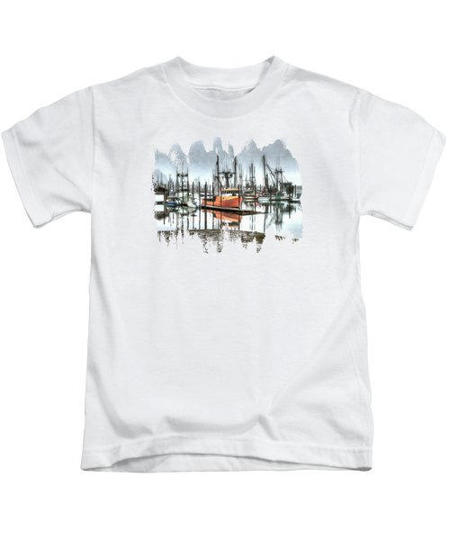 Evolution Kids T-Shirt