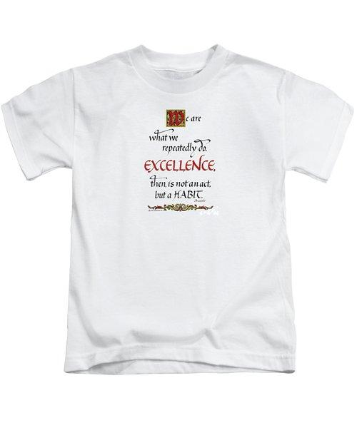 Excellence Kids T-Shirt