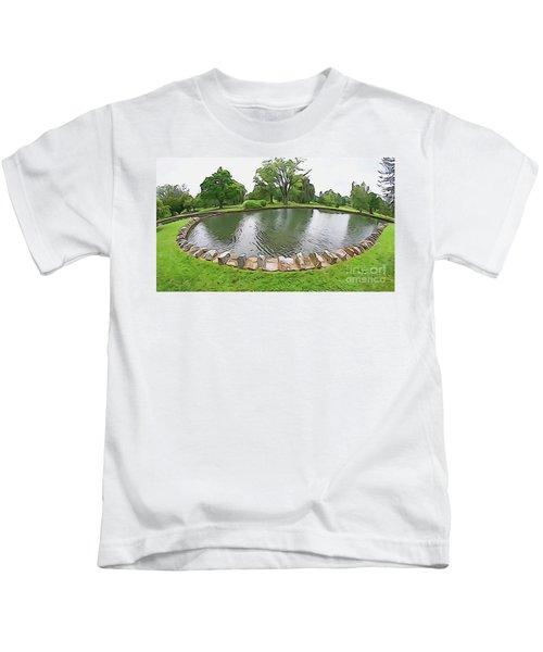 Eye Lake Kids T-Shirt