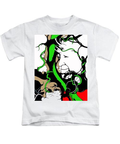 Eyes Of Faith Kids T-Shirt