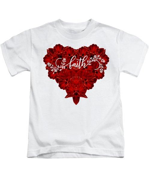 Faith Tee Kids T-Shirt