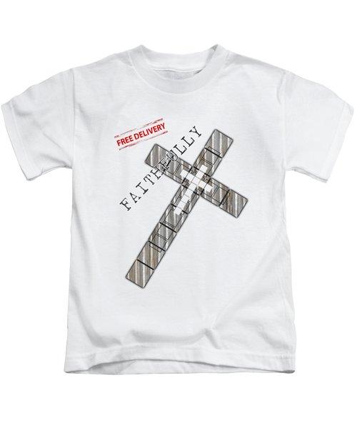 Faithfully Kids T-Shirt