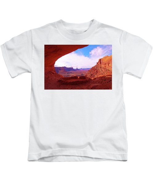 False Kiva Kids T-Shirt