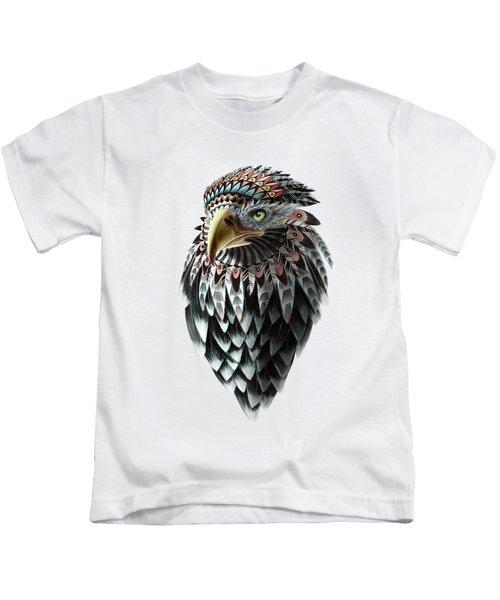 Fantasy Eagle Kids T-Shirt