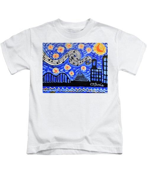 Memphis Nights Kids T-Shirt