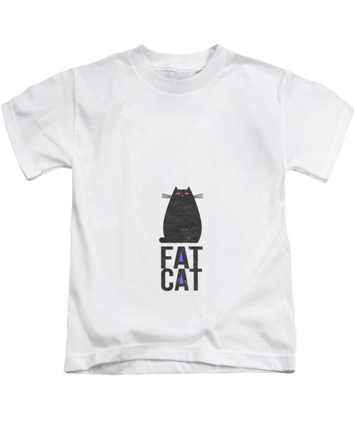Fat Cat Kids T-Shirt