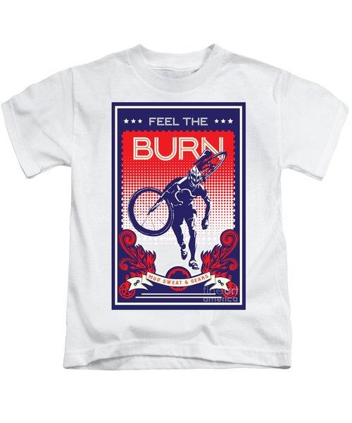 Feel The Burn Kids T-Shirt