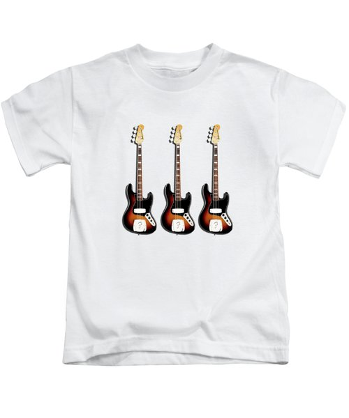 Fender Jazzbass 74 Kids T-Shirt