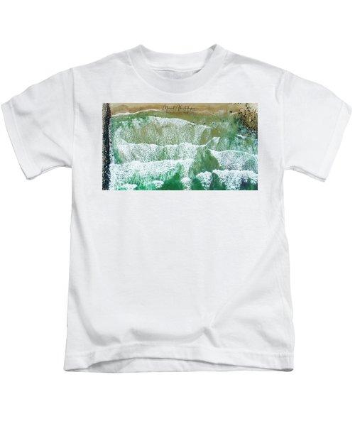 Fenway Best Little Beach Kids T-Shirt