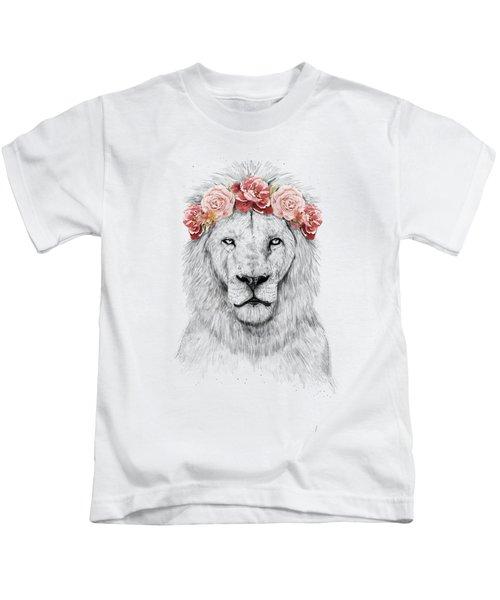 Festival Lion Kids T-Shirt