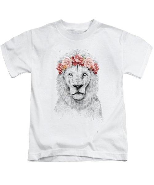 Festival Lion Kids T-Shirt
