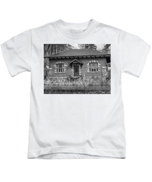Field Telegraph Station Kids T-Shirt