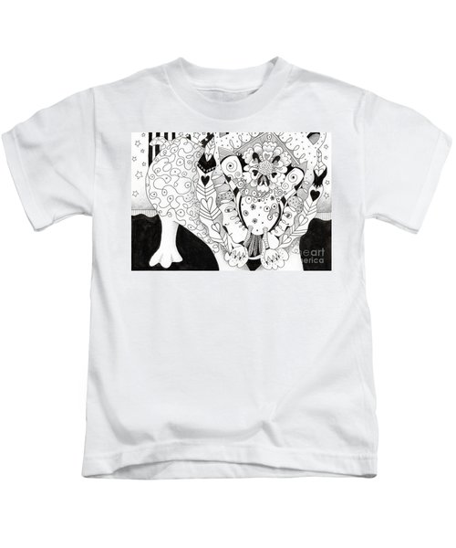 Figments Of Imagination - The Beast Kids T-Shirt