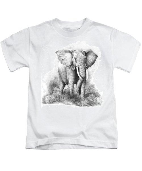 Final Warning Kids T-Shirt