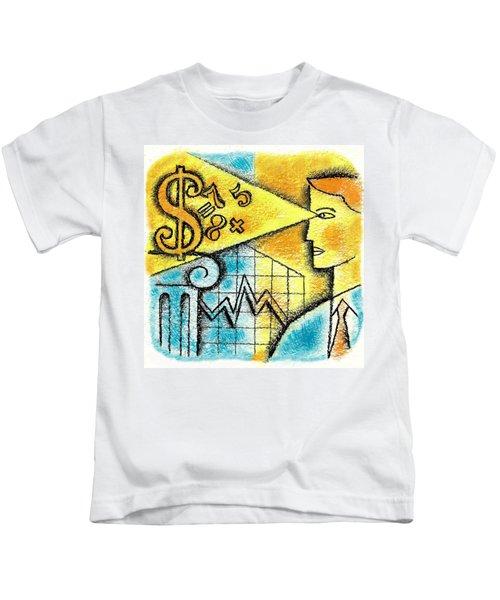 Finance Kids T-Shirt