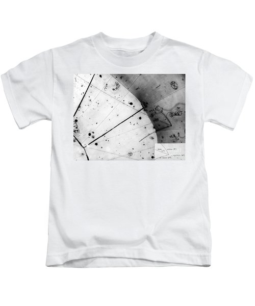First Neutrino Interaction, Bubble Kids T-Shirt