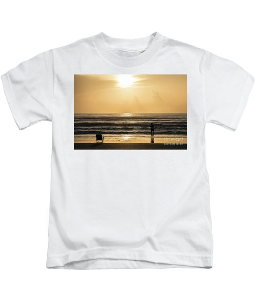 Fisherman Kids T-Shirt