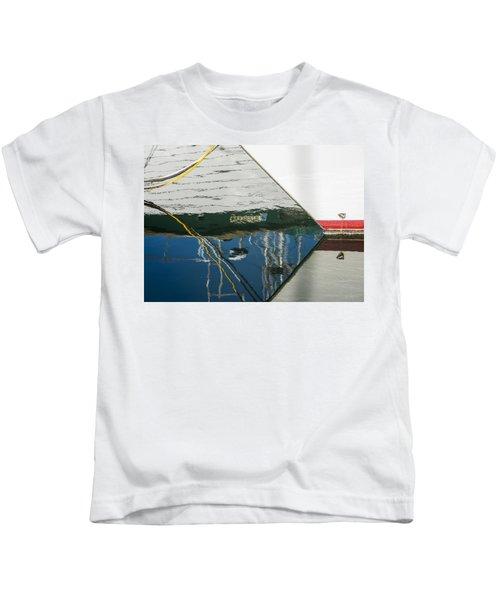 Fishing Boats Kids T-Shirt