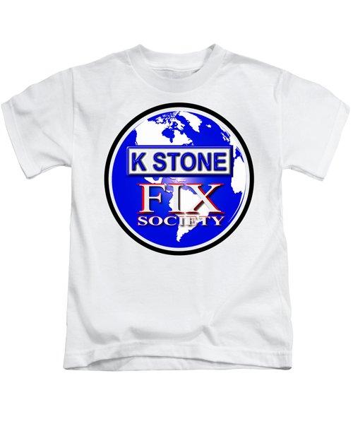 Fix Society Kids T-Shirt