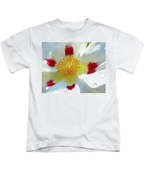 Floral Impressions Kids T-Shirt