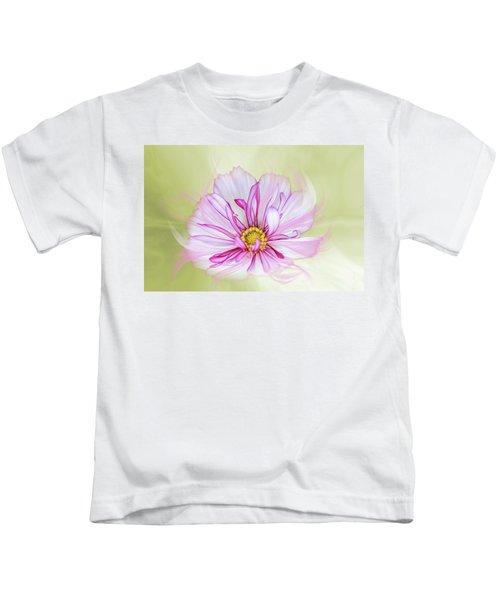 Floral Wonder Kids T-Shirt