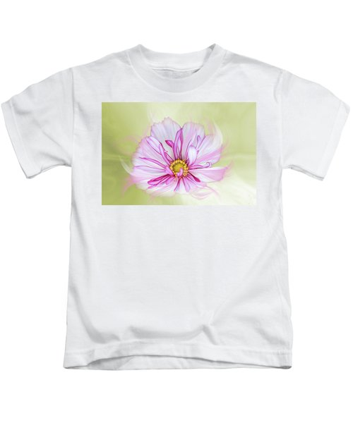 Floral Wonder Kids T-Shirt