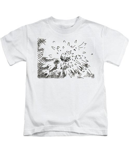 Flower 2 2015 - Aceo Kids T-Shirt