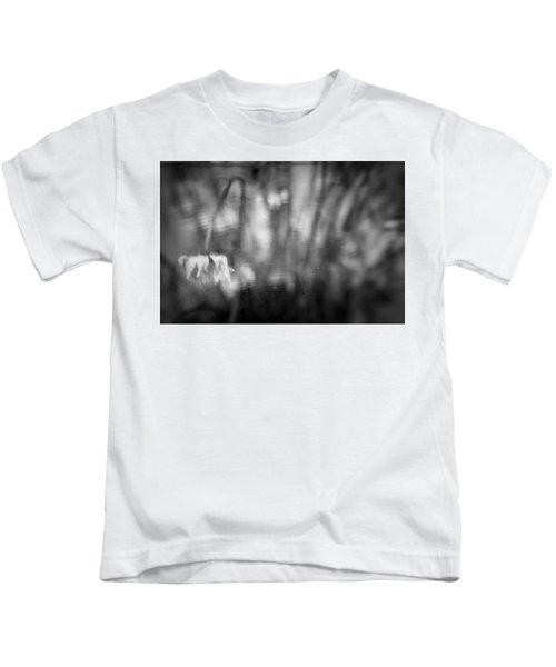 Flower #7421 Kids T-Shirt