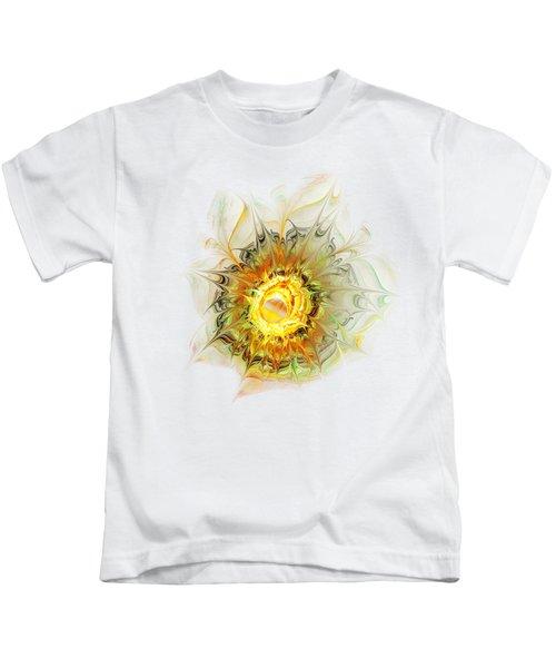 Flower Palette Kids T-Shirt