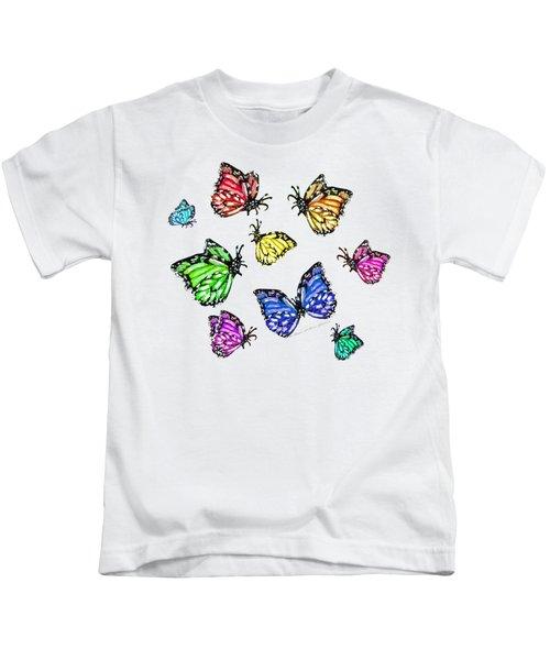 Flutters Kids T-Shirt