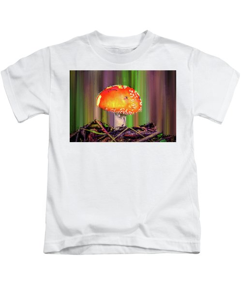 Fly Agaric #g7 Kids T-Shirt