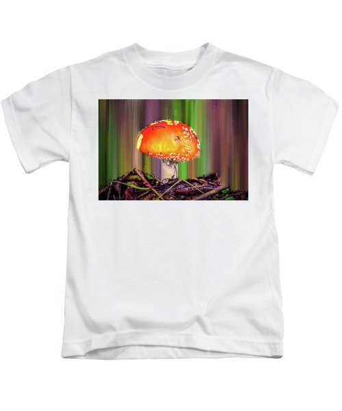 Fly Agaric #g7 Kids T-Shirt