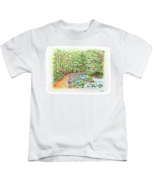 Footbridge Kids T-Shirt