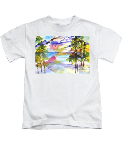 For Love Of Winter #1 Kids T-Shirt