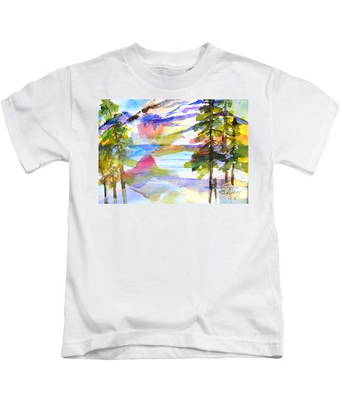 For Love Of Winter #1 Kids T-Shirt