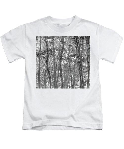 Forest #090 Kids T-Shirt