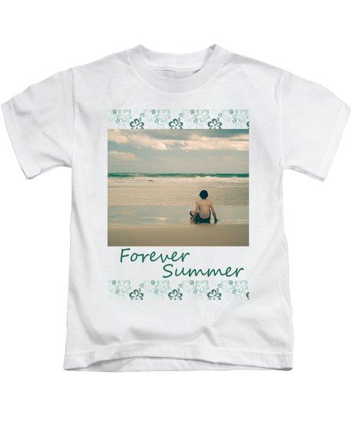 Forever Summer 7 Kids T-Shirt