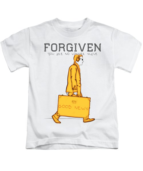 Forgiven Kids T-Shirt