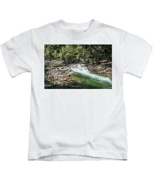 Fork In The Road- Kids T-Shirt