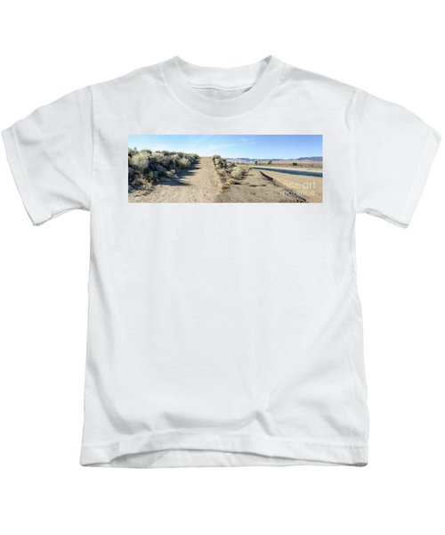 Fork In The Road Kids T-Shirt