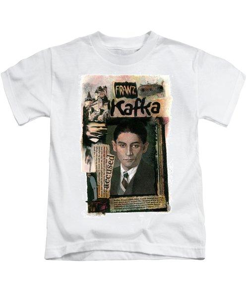 Franz Kafka Kids T-Shirt