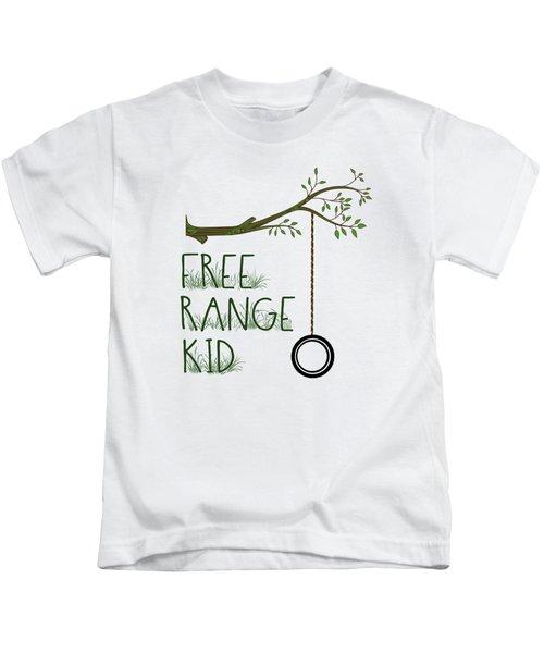 Free Range Kid Kids T-Shirt