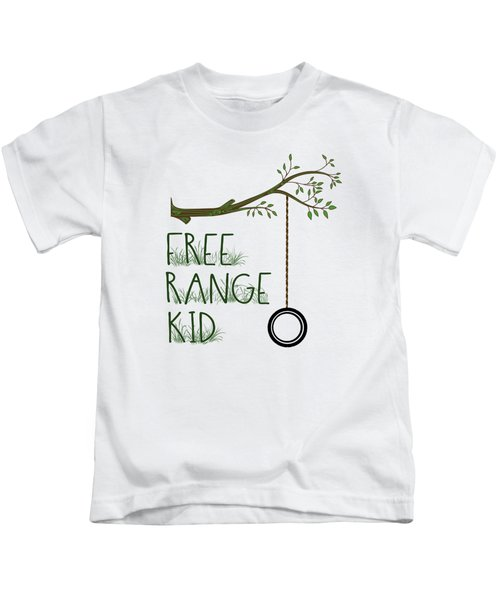 Free Range Kid Kids T-Shirt