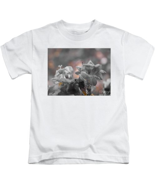 Freesia'a Without Colour Kids T-Shirt