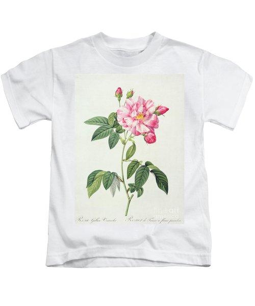 French Rose Kids T-Shirt